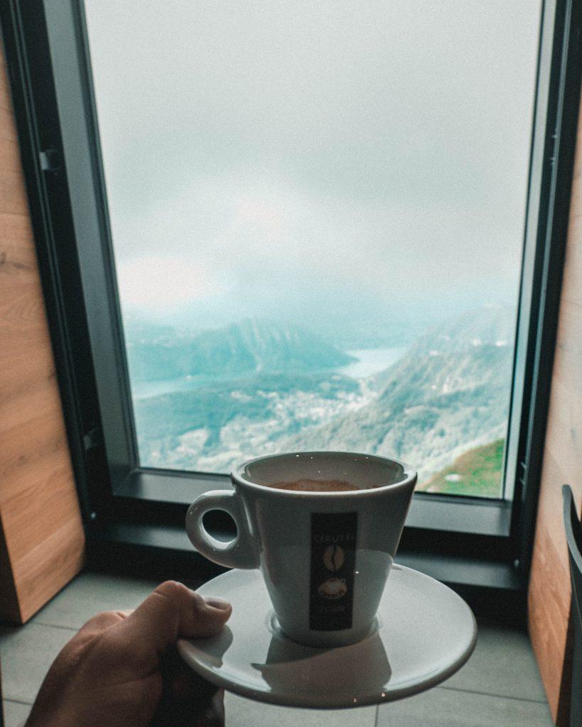 coffee view ticino