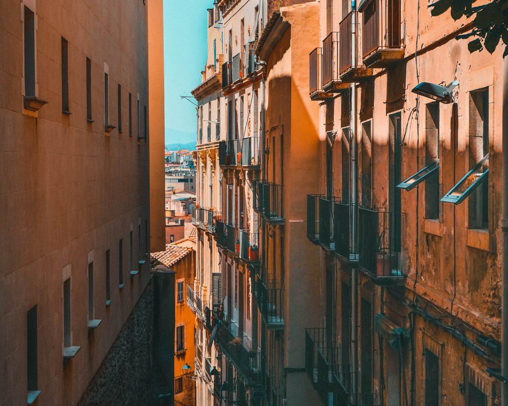girona streets